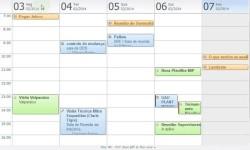 Een online agenda om je vervolgacties te plannen